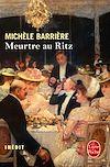 Télécharger le livre :  Meurtre au Ritz