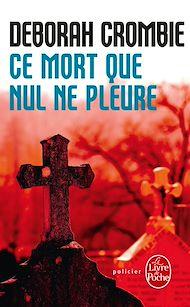 Téléchargez le livre :  Ce mort que nul ne pleure