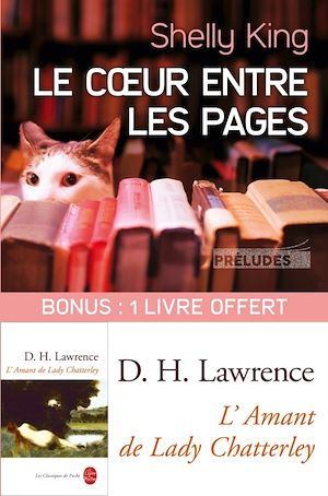 Le Coeur entre les pages suivi de L'Amant de Lady Chatterley | Lawrence, David Herbert. Auteur