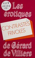 Téléchargez le livre :  Contrastes frivoles