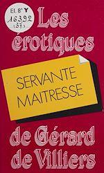 Téléchargez le livre :  Servante maîtresse