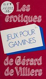 Téléchargez le livre :  Jeux pour gamines