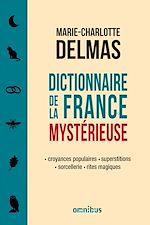 Download this eBook Dictionnaire de la France mystérieuse