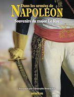 Download this eBook Dans les armées de Napoléon