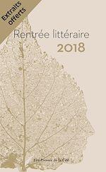 Download this eBook Rentrée littéraire Presses de la Cité 2018 extraits