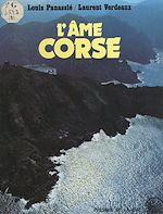 Download this eBook L'âme corse