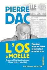 Download this eBook L'Os à moelle
