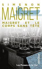 Download this eBook Maigret et le corps sans tête