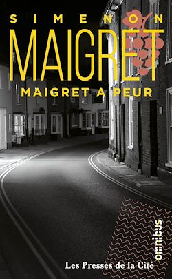 Download the eBook: Maigret a peur
