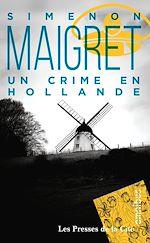 Download this eBook Un crime en Hollande