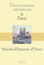 Download this eBook Dictionnaire amoureux de Paris