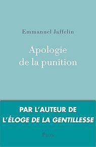 Téléchargez le livre :  Apologie de la punition