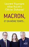"""Télécharger le livre :  Macron, """"et en même temps..."""""""