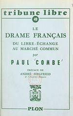 Download this eBook Le drame français