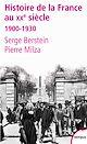 Télécharger le livre : Histoire de la France au XXe siècle