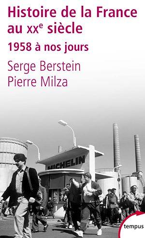 Téléchargez le livre :  Histoire de la France au XXe siècle