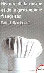 Download this eBook Histoire de la cuisine et de la gastronomie françaises