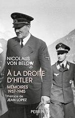 Download this eBook A la droite d'Hitler