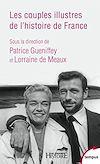 Télécharger le livre :  Les couples illustres de l'histoire de France