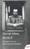 Télécharger le livre :  Journal intime de Nicolas II