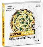 Download this eBook Cakes, quiches et tartes - super facile