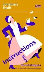 Download this eBook Instructions aux domestiques