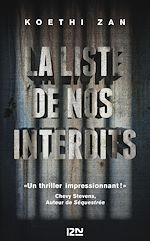 Download this eBook La Liste de nos interdits