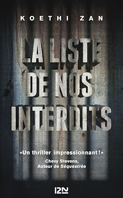 Download the eBook: La Liste de nos interdits