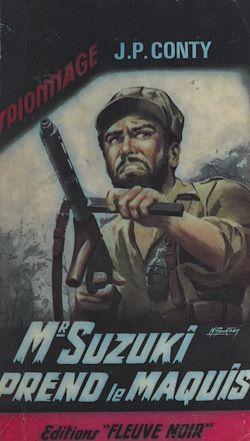 Download the eBook: Mr Suzuki prend le maquis