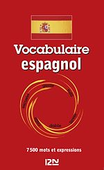 Download this eBook Vocabulaire espagnol