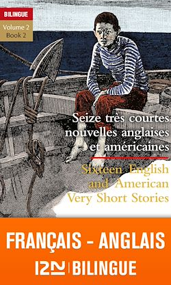 Download the eBook: Bilingue français-anglais : 16 très courtes nouvelles - 16 Very Short Stories vol.2