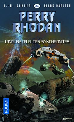 Download the eBook: Perry Rhodan n°360 : L'incubateur des synchronites