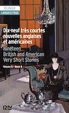 Télécharger le livre :  19 English and American Very Short Stories - 19 très courtes nouvelles anglaises et américaines