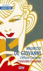 Download this eBook L'Affaire Carosino