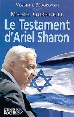 Download the eBook: Le Testament d'Ariel Sharon