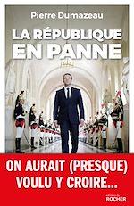 Download this eBook La République en panne