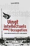 Télécharger le livre :  Vingt intellectuels sous l'Occupation