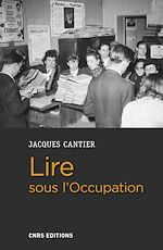 Download this eBook Lire sous l'Occupation