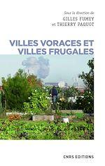 Download this eBook Villes voraces et villes frugales