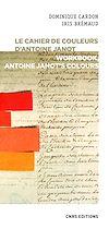 Télécharger le livre :  Le cahier de couleurs d'Antoine Janot - Workbook, Antoine Janot's colours
