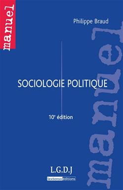 Sociologie politique - 10e édition