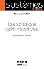 Télécharger cet ebook : Les sanctions administratives