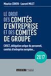 Télécharger le livre :  Le droit des comités d'entreprise et des comités de groupe 2017 - 13e édition