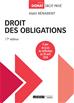 Télécharger le livre : Droit des obligations - 17e édition