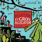 Download this eBook Fillettes et gros alligator