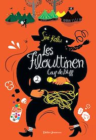 Téléchargez le livre :  Les Filouttinen, Coup de bluff - Tome 2