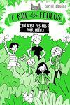 Télécharger le livre :  7 rue des Écolos, tome 1 - On n'est pas nés pour obéir !