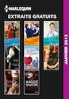 EXTRAITS GRATUITS HARLEQUIN JANVIER 2013