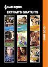 EXTRAITS GRATUITS HARLEQUIN JUIN 2013