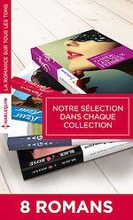 Coffret découverte Harlequin : la romance sur tous les tons (8 romans)